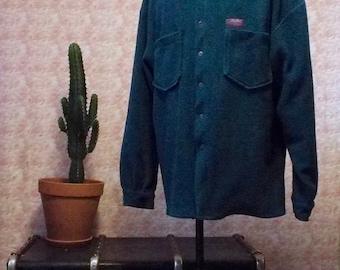 OXBOW vintage fleece shirt
