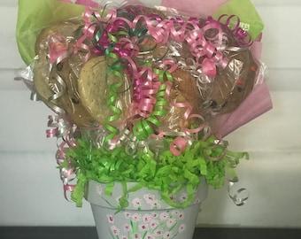 Bouquet of Posies Cookie Bouquet
