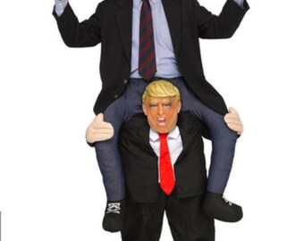 Halloween Costumes Ride a President Adult Costume