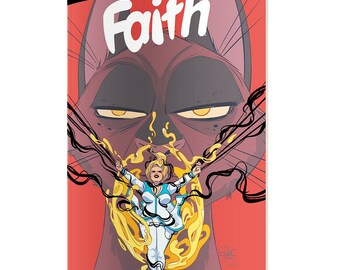FAITH #10 Variant cover