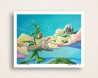 Looking For Jack - caught in a fairy tale - Limited Edition Signed 8x10 Semi Gloss Print (4/10)