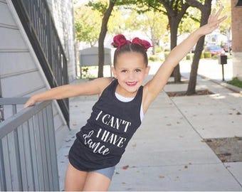 dancewear,dance,gifts,gifts for her,kids shirts,activewear,kids clothing,dance tank,free shipping,personalized,custom tanks,kids shirt,girls