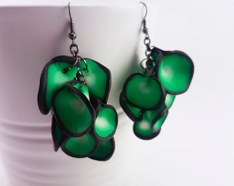 Original polymer clay earrings