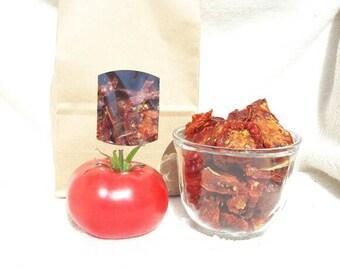 Dried tomatoes 100g natural organic
