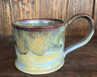 Wheel Thrown Pottery Mug