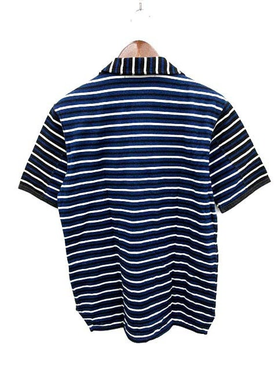 Des Junya Large Garcons Navy Shirt Stripes Watanabe Comme q66Bf7HZ