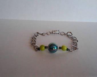 Sea Green bracelet