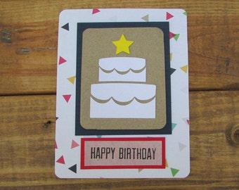 Birthday Cards - Handmade Birthday Cards, Custom Birthday Cards, Birthday Card Box Set, Birthday Greeting Cards, Birthday Card