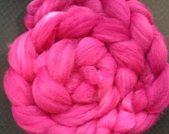 VERY BERRY, merino/nylon rovings