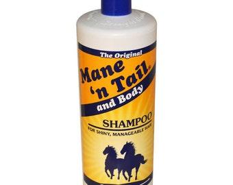 Mane 'n Tail, And Body Shampoo, 32 fl oz (946 ml)
