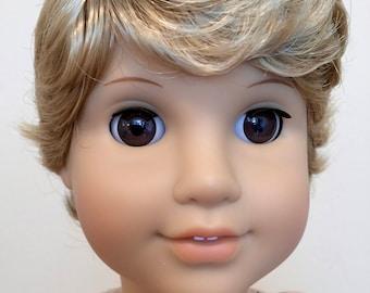 Kemper Tyler Blond - Boy doll wig size 10-11 - Sale Price!