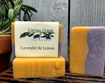 Lavender & Lemon