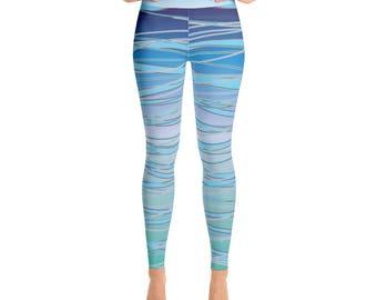 SGRIB Print Women's Fashion Yoga Leggings - xs-xl sizes - design number twenty-five