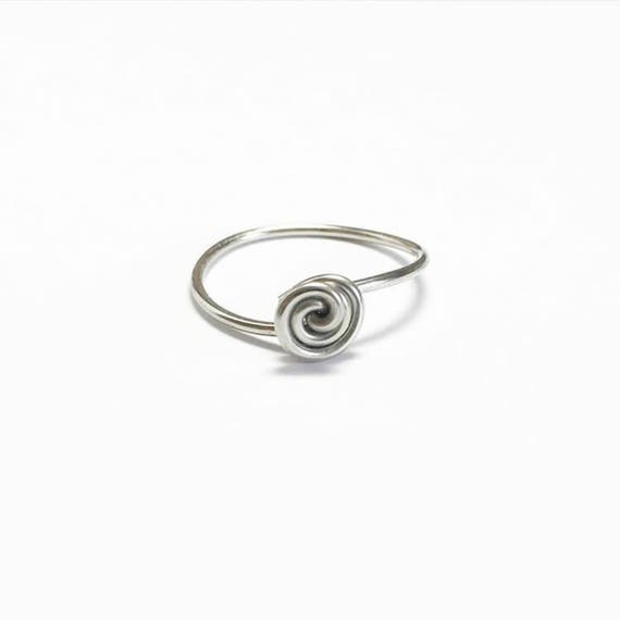 Contemporary Wire Knot Ring Image Collection - Electrical Circuit ...