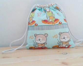Baby backpack,children backpack, kid backpack,children bag, baby bag, kawaii bag, school bag,lunch bag,clothes baby bag, bears bag