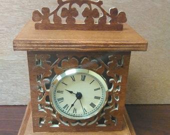 Floral Clock.