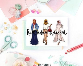 13% OFF SALE- DIGITAL Card Ramadan Kareem Card Ramadan Greeting Card Ramadan Card Ramadan Mubarak Card Islamic Card Muslim Card Islamic Gree