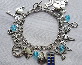 Doctor Who Charm Bracelet