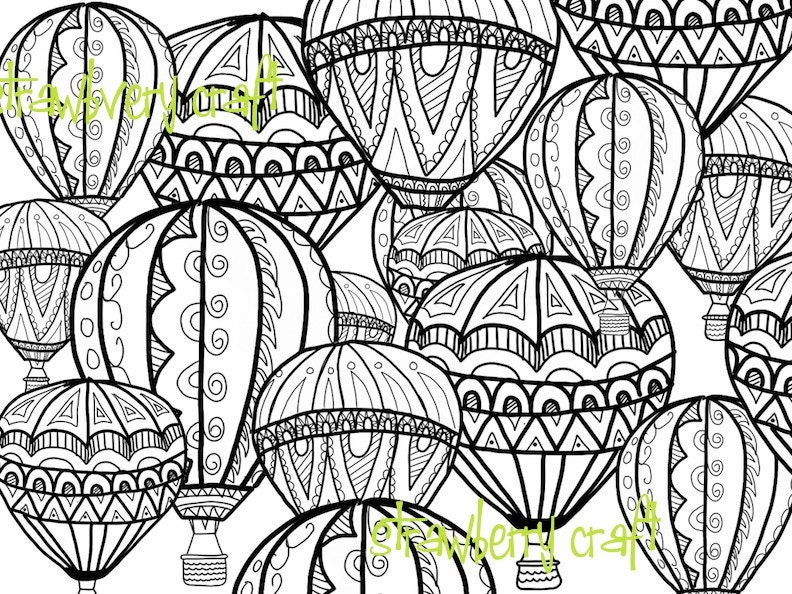zoom - Intricate Coloring Pages For Adults