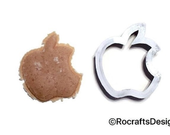 3D printed apple cookie cutter food safe