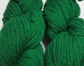 3 Ply Bulky Yarn, Emerald...