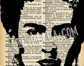 Frida Kahlo 4..... A4 digital download collage sheet