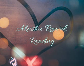 Akashic Records Reading - Psychic Intuitive