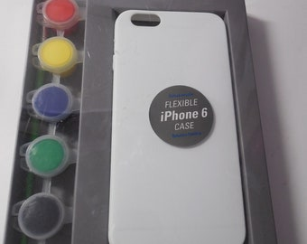 I6 phone cover paint it yourself kit