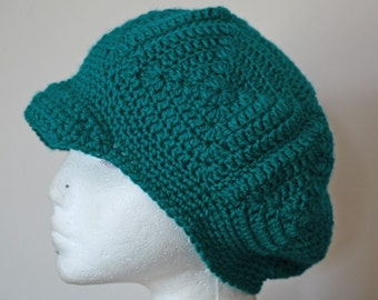 PATTERN - Hexuares Hat - Free International Shipping