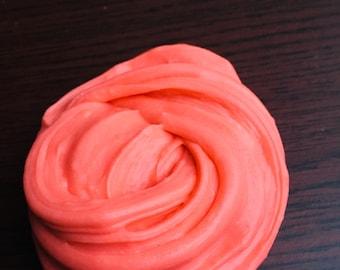 Play dough pink slime