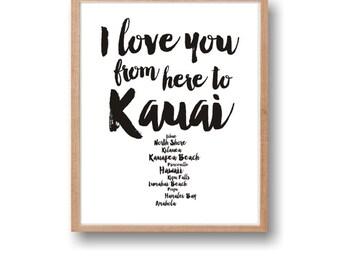 Kauai art Kauai Hawaii, Hawaiian Art Lihue, Kilauea, Kauapea Beach, Princeville, Lumahai Beach, Kipu Falls, Hanalei Bay