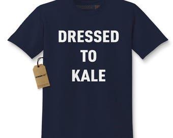 Dressed To Kale Kids T-shirt