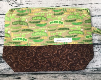 Project bag sweet pea