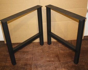 IN STOCK - Ready To Ship - H-Frame Table Legs