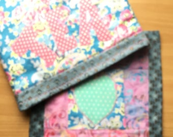 teacosy and teapot mat