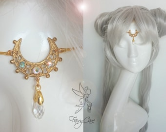 Sailor Moon Crystal inspired circlet