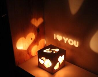 Candleholders etsy girlfriend birthday gift ideas girlfriend birthday gift love gift for her romance wedding couple negle Choice Image