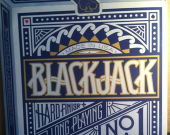Blackjack Vinyl Rock Record Album