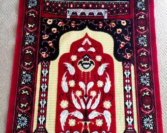 Tunisian Prayer Rug