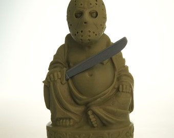 Friday the 13th - Jason Voorhees  (Swamp Green)