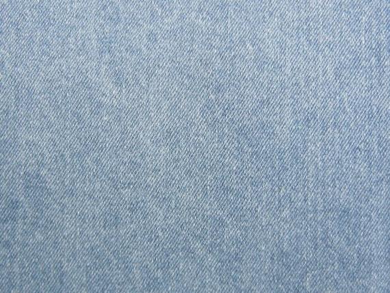 Light Blue Denim Fabric Heavy Weight Slipcovers Apparel
