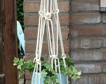 Macrame Plant Pendant Handmade