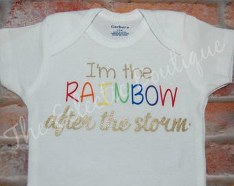 I'm The RAINBOW After The Storm