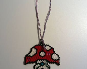 Toadstool Ornament