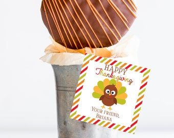 Thanksgiving Treat Tags, Printable Thanksgiving tags, Thanksgiving Gift Labels, Thanksgiving Favor Tags, Happy Thanksgiving Tags