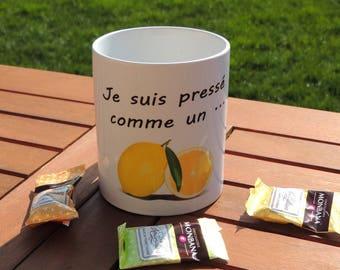 Mug I'm like a lemon press