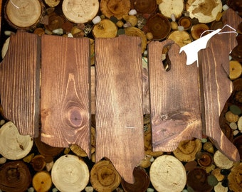 USA wall decor, distressed wood wall decor, patriotic, America stained wood all decor
