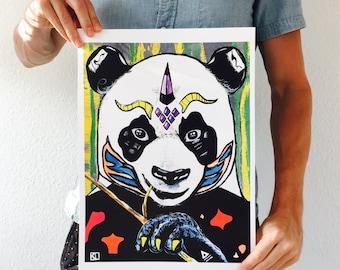 Panda Print - BAMBOO LOVER