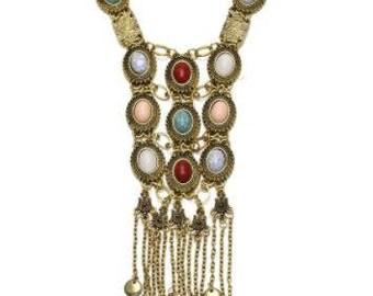Sale BOHO Statement necklace