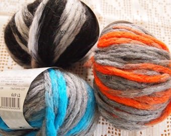 Katia Punto super chunky - made in Spain - SALE - only 4.99 USD instead of 10.00 USD